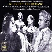 Play & Download Giuseppe Di Stefano: Gli Ospiti Radiofonici by Giuseppe Di Stefano | Napster