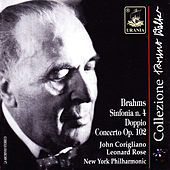 Play & Download Brahms: Symphony No. 4 & Double Concerto, Op. 102 by Bruno Walter | Napster