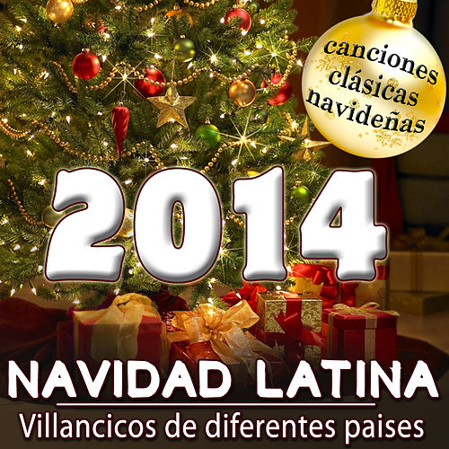 Cd villancicos latinos 2014 500x500