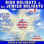 High Holidays & All Jewish Holidays, Vol. 2 by David & The High Spirit