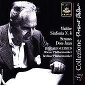 Play & Download Mahler: Symphony No. 4 - Strauss: Don Juan by Bruno Walter | Napster