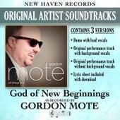 God of New Beginnings (Performance Tracks) - EP by Gordon Mote