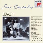 Bach:  Concertos by Pablo Casals