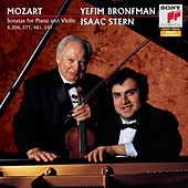 Play & Download Mozart:  Violin Sonatas, Vol. III by Isaac Stern; Yefim Bronfman | Napster
