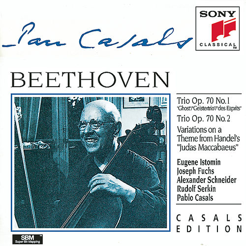 Beethoven: Piano Trios, Op. 70, Nos. 1 & 2;  Variations by Various Artists