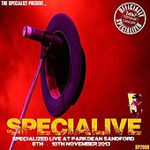 Specialive: Specialized Live At Parkdean Sandford by Various Artists