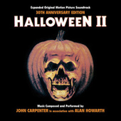 Play & Download Halloween II - 18 Suite F by Alan Howarth | Napster