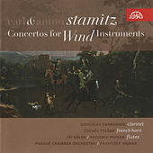 Carl & Anton Stamitz: Concertos for Wind Instruments by Various Artists