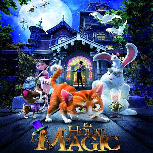 The House of Magic (Original Motion Picture Soundtrack) by Ramin Djawadi
