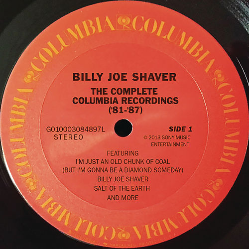 Play & Download The Complete Columbia Recordings ('81-'87) by Billy Joe Shaver | Napster