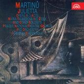 Martinů: Julietta /A Dream-book/. Lyric Opera in 3 Acts by Maria Tauberová