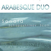 Play & Download Sonata by Arabesque Duo | Napster