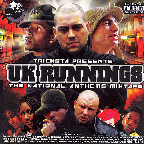 Play & Download UK Runnings - The National Anthems Mixtape by Various Artists | Napster