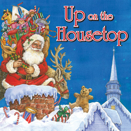 Up On The Housetop  by Twin Sisters Productions