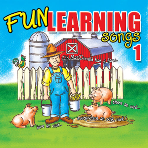 Fun Learning Songs 1 by Twin Sisters Productions