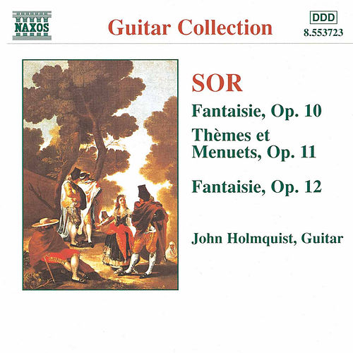 Play & Download Guitar Music Opp. 10 - 12 by Fernando Sor   Napster