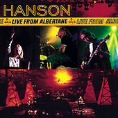 Live From Albertane by Hanson
