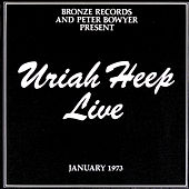 Play & Download Live by Uriah Heep | Napster