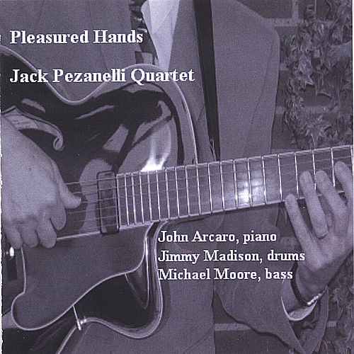 Pleasured Hands by Jack Pezanelli