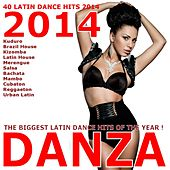 Danza 2014! (Kuduro, Bachata, Salsa, Kizomba, Reggaeton, Cubaton, Merengue, Urban Latin) by Various Artists