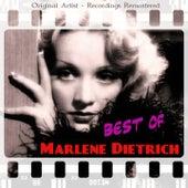 Best Of (Original Artist Recordings Remastered) by Marlene Dietrich