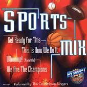 Sports Mix by The Countdown Singers