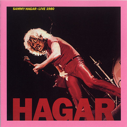 Play & Download Live 1980 by Sammy Hagar | Napster