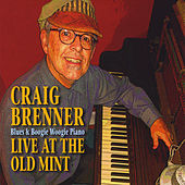 Live At the Old Mint by Craig Brenner