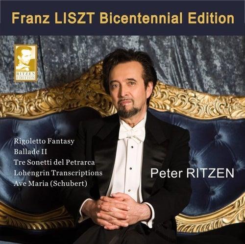Play & Download LISZT Bicentennial Edition (Bicentennial Ritzen-Edition Collection I.) by Peter Ritzen | Napster