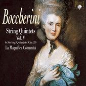 Play & Download Boccherini: String Quintets, Vol. V by La Magnifica Comunità   Napster