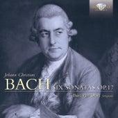 J.C. Bach: Six Sonatas, Op. 17 by Bart Van Oort