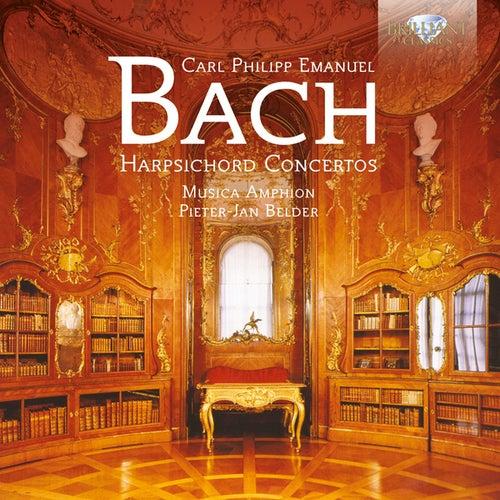 C.P.E. Bach: Harpsichord Concertos by Musica Amphion