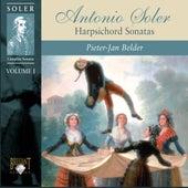 Soler: Harpsichord Sonatas, Vol. 1 by Pieter-Jan Belder