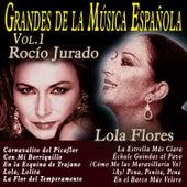 Grandes de la Música Española Vol. 1 by Various Artists