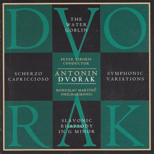 All Dvořák by Bohuslav Martinu Philharmonic
