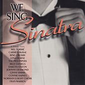Play & Download We Sing Sinatra by Various Artists | Napster
