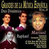 Grandes de la Música Española Vol. 3 by Various Artists
