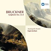 Play & Download Symphonies Nos. 2 and 4 by Anton Bruckner | Napster