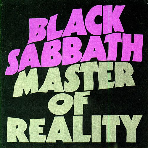 Master Of Reality by Black Sabbath