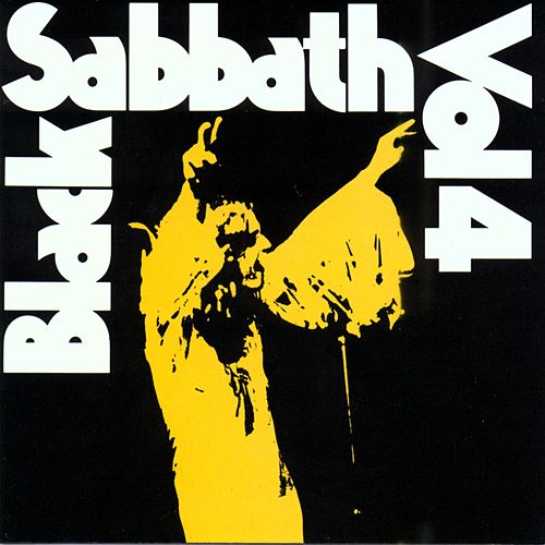 Vol 4 by Black Sabbath