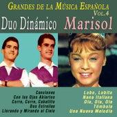 Grandes de la Música Española Vol. 4 by Various Artists