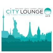 City Lounge Volume 9 (Paris / London / New York / Berlin) de Various Artists