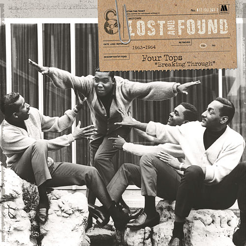 Play & Download Lost & Found: Breaking Through by The Four Tops | Napster