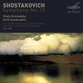 Play & Download Shostakovich: Symphony No. 13 (Live) by Vitaly Gromadsky | Napster