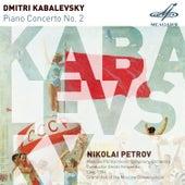 Kabalevsky: Piano Concerto No. 2 (Live) by Nikolai Petrov (piano)