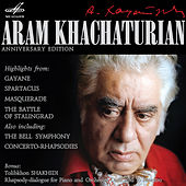 Play & Download Aram Khachaturian: Anniversary Edition by Various Artists | Napster