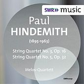Play & Download Hindemith: String Quartets Nos. 3 & 5 by Melos Quartet | Napster