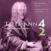 Play & Download Telemann: Complete Sonatas for Recorder & Basso Continuo by Michala Petri | Napster