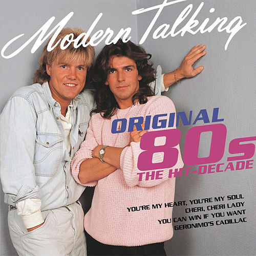 Original 80's de Modern Talking