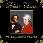 Play & Download Deluxe Classics: Mendelssohn y Mozart by Orquesta Lírica de Barcelona | Napster